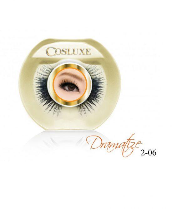 ขนตาปลอม Cosluxe 2-06